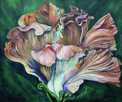 Painting - Rebirth by Nadine Dennis
