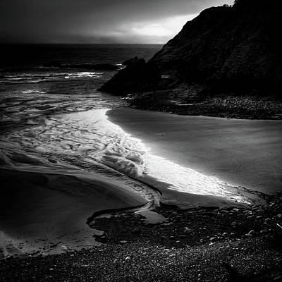 Photograph - Receding Tide by David Patterson