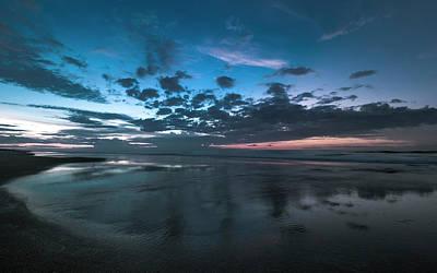 Photograph - Receding Tide by Van Sutherland