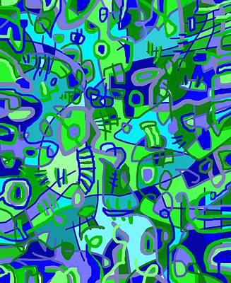 Recess Art Print by Jeff Gater