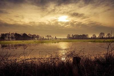 Herbstfarben Photograph - Recker Moor by Kai Jarchow
