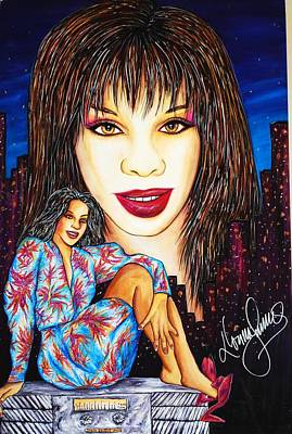 Record Radio Dayz Art Print