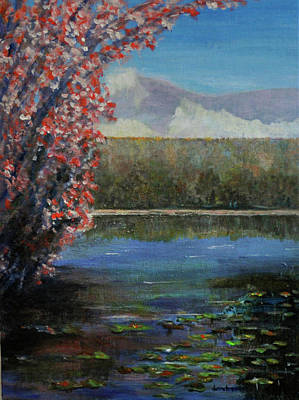 Painting - Recovery by Dottie Branchreeves