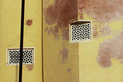 Photograph - Rectangle Versus Square Cut Versus Uncut by Prakash Ghai