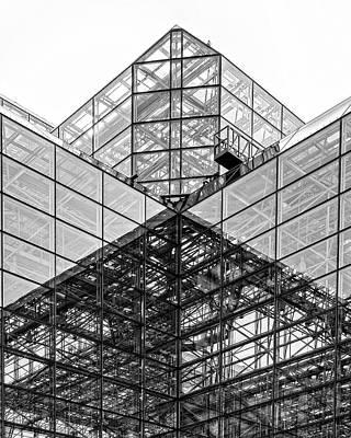 Photograph - Rectangles by Alan Raasch