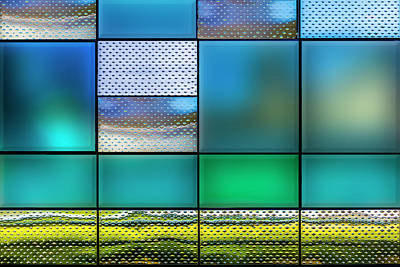 Photograph - Rectangles by Paul Wear