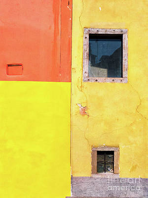 Photograph - Rectangles by Silvia Ganora