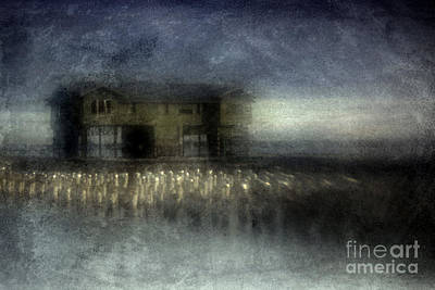 Boathouse Photograph - Recurrent Dream by Andrew Paranavitana