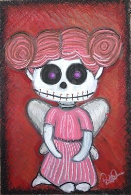 Red Angel Original by Regina Jeffers