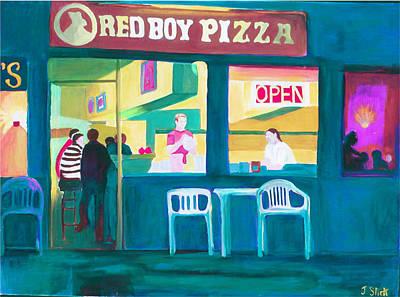 Red Boy Pizza Original
