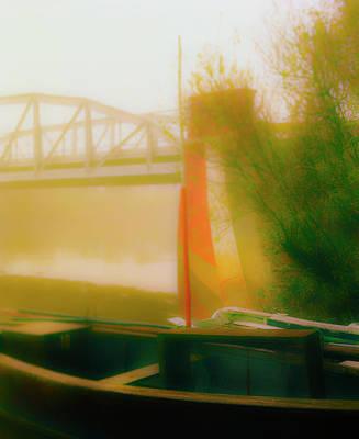 Photograph - Red Bridge by Jan W Faul