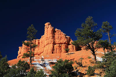 Photograph - Red Canyon  by Pierre Leclerc Photography