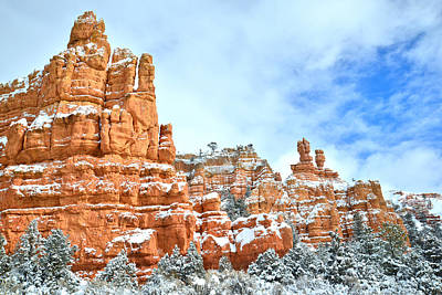 Photograph - Red Canyon Scenic Drive by Ray Mathis