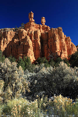 Photograph - Red Canyon State Park In Utah by Pierre Leclerc Photography