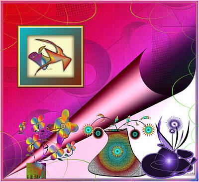 Digital Art - Red Carpet Treatment by Iris Gelbart