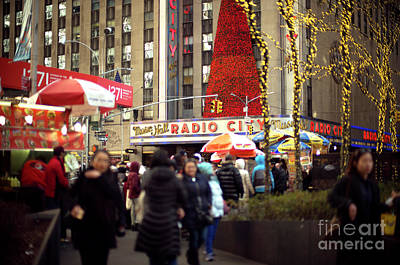 Photograph - Red Christmas by John Rizzuto