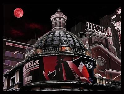 Red City - The Killer Phantom  Original by Daniel Arrhakis