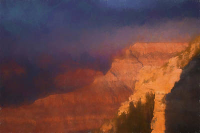 Painting - Red Cliffs by Emily Smith