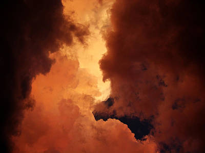 Photograph - Red Cloud I by Dylan Punke