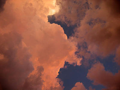 Photograph - Red Cloud II by Dylan Punke