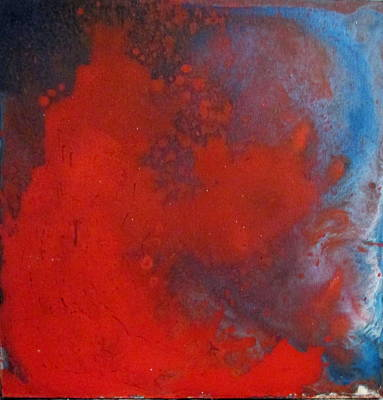 Painting - Red Cloud by Mary Kay Holladay