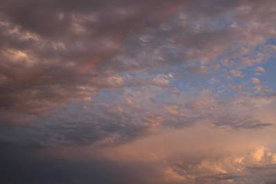 Photograph - Red Clouds Vi by Dylan Punke