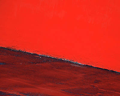 Photograph - Red Corner by Christopher McKenzie