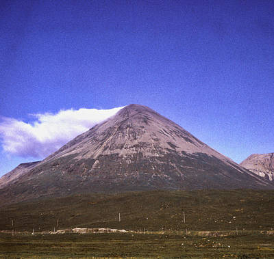 Photograph - Red Cuillin by Keith Elliott