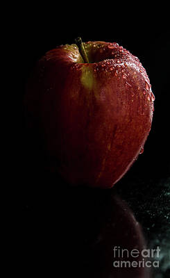 Photograph - Red Delicious by Deborah Klubertanz