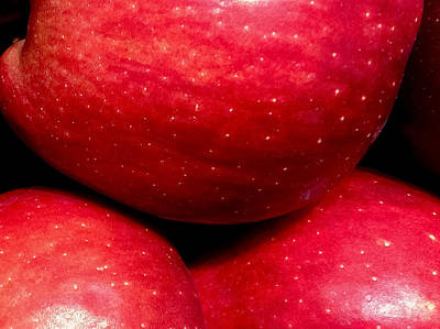 Photograph - Red Delicious by Russell Keating