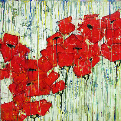 Painting - Red by Diane Dean