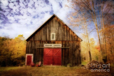 Photograph - Red Door by Scott Kemper