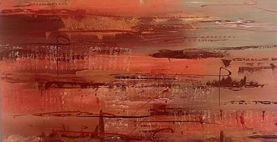 Painting - Red Earth by Judi Goodwin