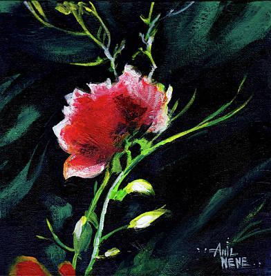 Red Flower New Original