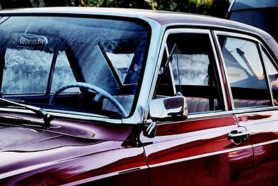 Photograph - Red Ford 03 by Dora Hathazi Mendes