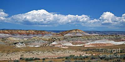 Photograph - Red Gulch, Wy by Chalet Roome-Rigdon