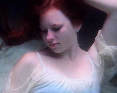 Photograph - Red Haired Beauty by Sheri McLeroy