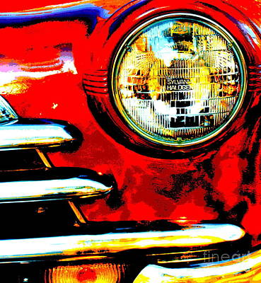 Photograph - Red I by Christine Zipps