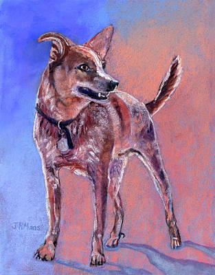 Painting - Spur by Julie Maas