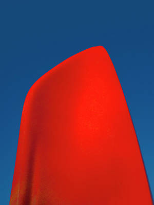 Photograph - Red Kayak by David Kay