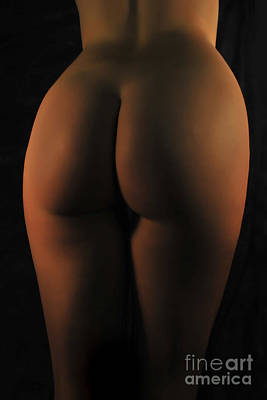 Photograph - Red Light Bum by Robert WK Clark