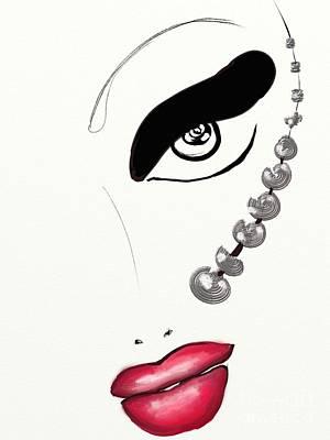 Red Lips Pronto Vamp Original