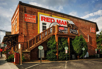 Photograph - Red Man Gold Blend by Greg Mimbs
