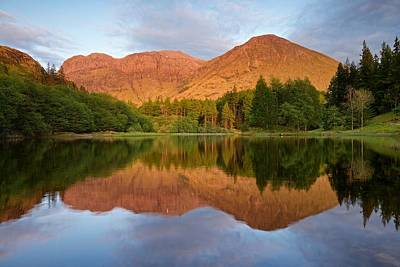 Photograph - Red Mountains by Stephen Taylor