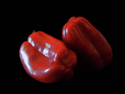 Photograph - Red Ones by Mark Blauhoefer