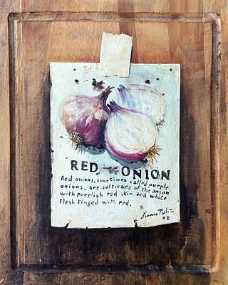Red Onion Original