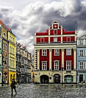 Photograph - Red Pharmacy  by Danuta Bennett