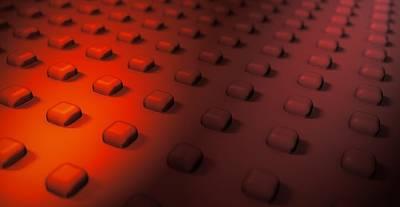 Pill Digital Art - Red Pills by Steve K