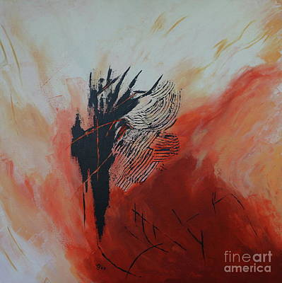 Red Planet IIi Original by Christiane Schulze Art And Photography