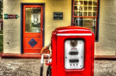 Photograph - Red Pump by Randy Pollard